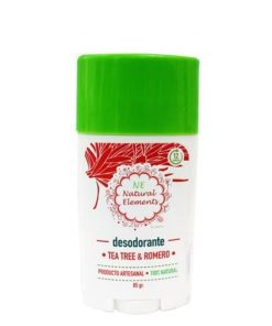 Desodorante Natural de Tea tree 85g