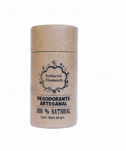 Desodorante Natural ECO friendly 60g