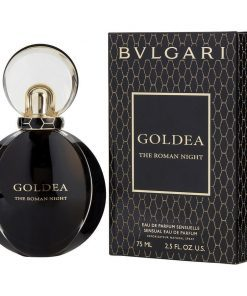 Perfume Bvlgari Goldea The Roman Night para dama