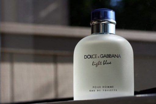Perfume Dolce And Gabbana Light Blue para caballero