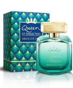 Perfume Antonio Banderas Queen of Seduction Absolute Diva para dama