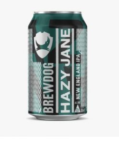 Cerveza Brewdog Hazy Jane 7pct lata 330 ml