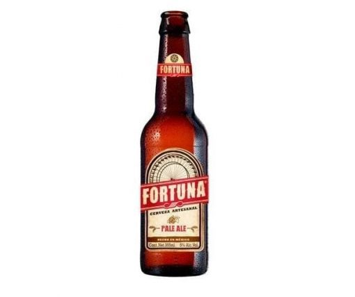 Cerveza Fortuna Pale Ale botella 355 ml